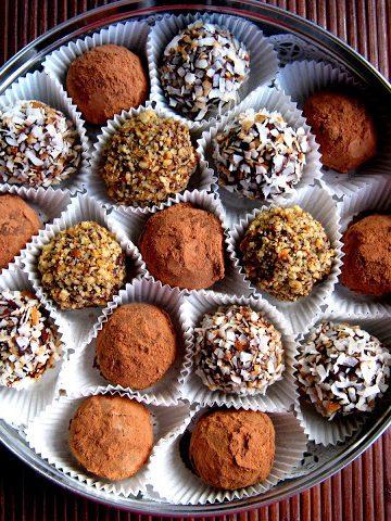 Chocolate Truffles - Alica's Pepperpot