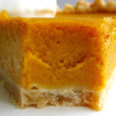 Pumpkin Pie - Alica's Pepperpot