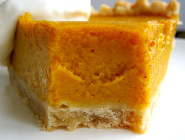 Fresh Pumpkin Pie For Thanksgiving Alica S Pepperpot