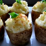 Twice baked Potatoes - Alica's Pepperpot