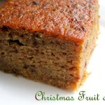 A West Indian Christmas Fruit Cake - Alica's Pepperpot
