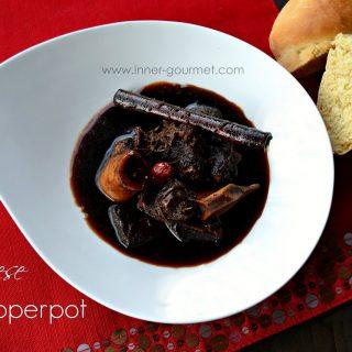 Pepperpot on Christmas Morning