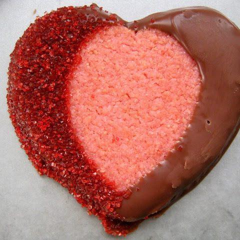 Coconut cookies - Alica's Pepperpot