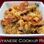 Cook up rice - Alica's Pepperpot