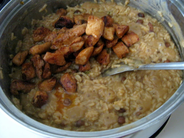 Guyanese Style Cook-up Rice - Alica's Pepperpot