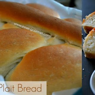Guyanese Plait Bread - Alica's Pepperpot