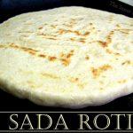 A Guyanese Flatbread: Sada Roti - Alica's Pepperpot