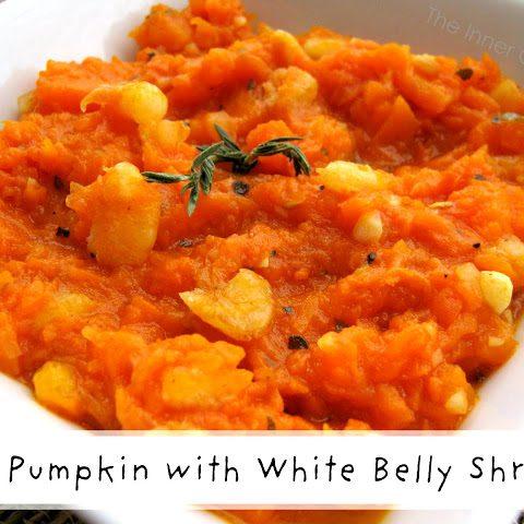 Fry pumpkin - Alica's Pepperpot