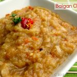 Baigan Choka (Roasted Eggplant)