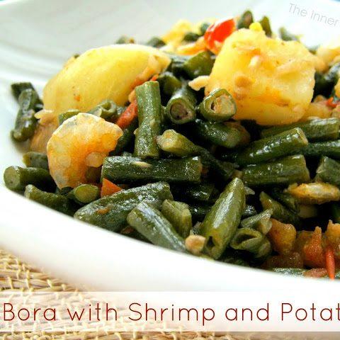 Fry bora - Alica's Pepperpot