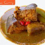 Guyanese Gilbaka (Fish) Curry
