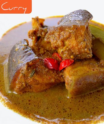 Gilbaka curry - Alica's Pepperpot