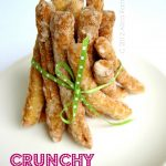 Kurma, crunchy Mithai - Alica's Pepperpot