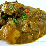 Chicken curry - Alica's Pepperpot