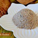 Coconut choka