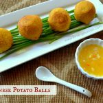 Guyanese Potato Balls