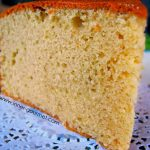 A Light and Fluffy Sponge Cake