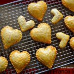 Salara and Cheese roll hearts - Alica's Pepperpot