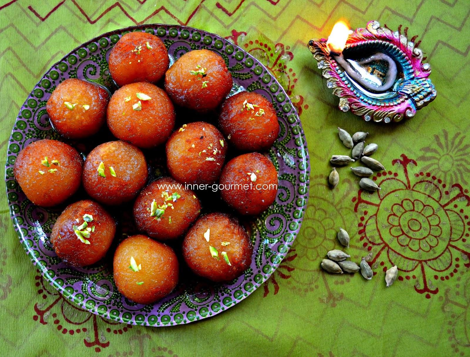 Gulab Jamun - Alica\'s Pepper Pot