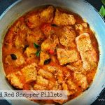 Stewed Red Snapper Fillets - Alica's Pepper Pot