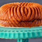 Rum Soaked Pound Cake