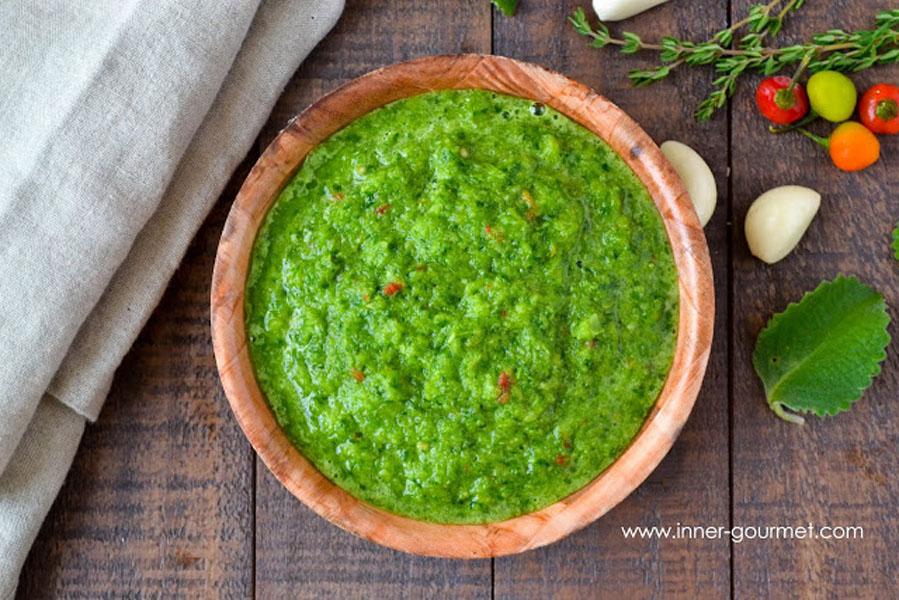 Green Seasoning - Alica's Pepper Pot