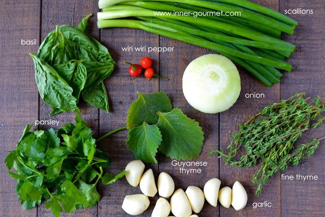 Green Seasoning - Alica's Pepper Pot 2