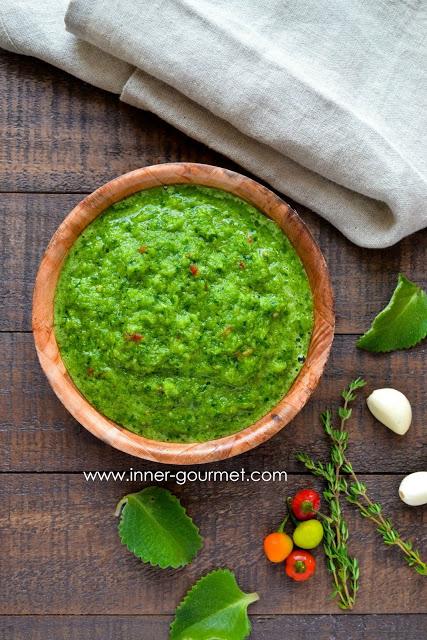 Green Seasoning - Alica's Pepper Pot 3