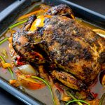 Whole Roasted Jerk Chicken