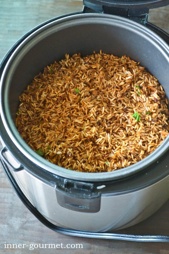 Lamb Fried Rice