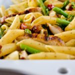 Sundried Tomato pasta -Alica's Pepperpot