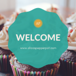 Welcome to Alica's Pepperpot