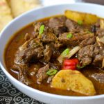 Guyanese-style Goat Curry