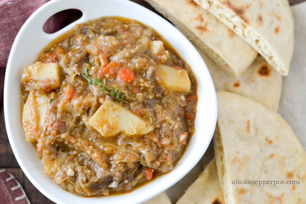 Fry Baigan - Alica's Pepperpot