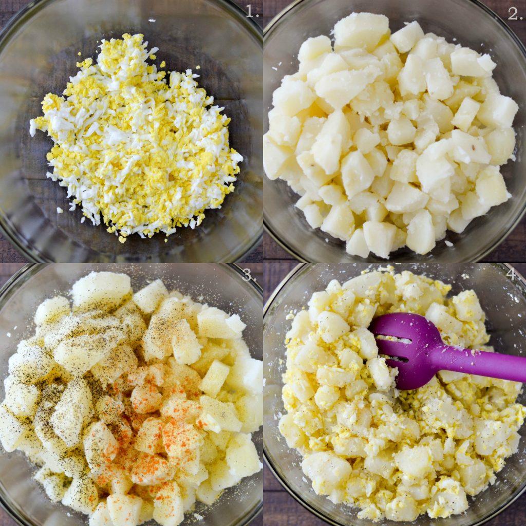 Creamy Potato Salad - Alica's Pepperpot