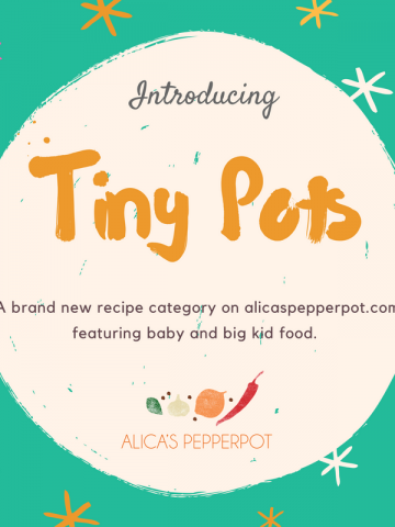 Alicas Pepperpot - Tiny Pots baby and kid food