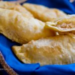 Goja (Gujiya) – Spiced Coconut Turnover