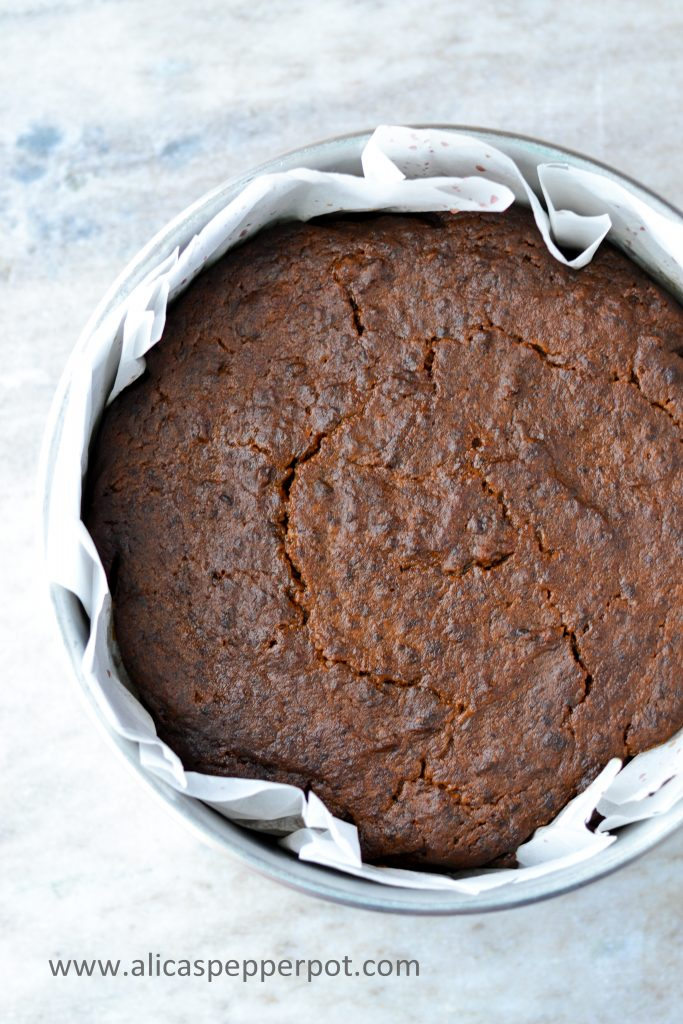 Black cake - Alica's Pepperpot