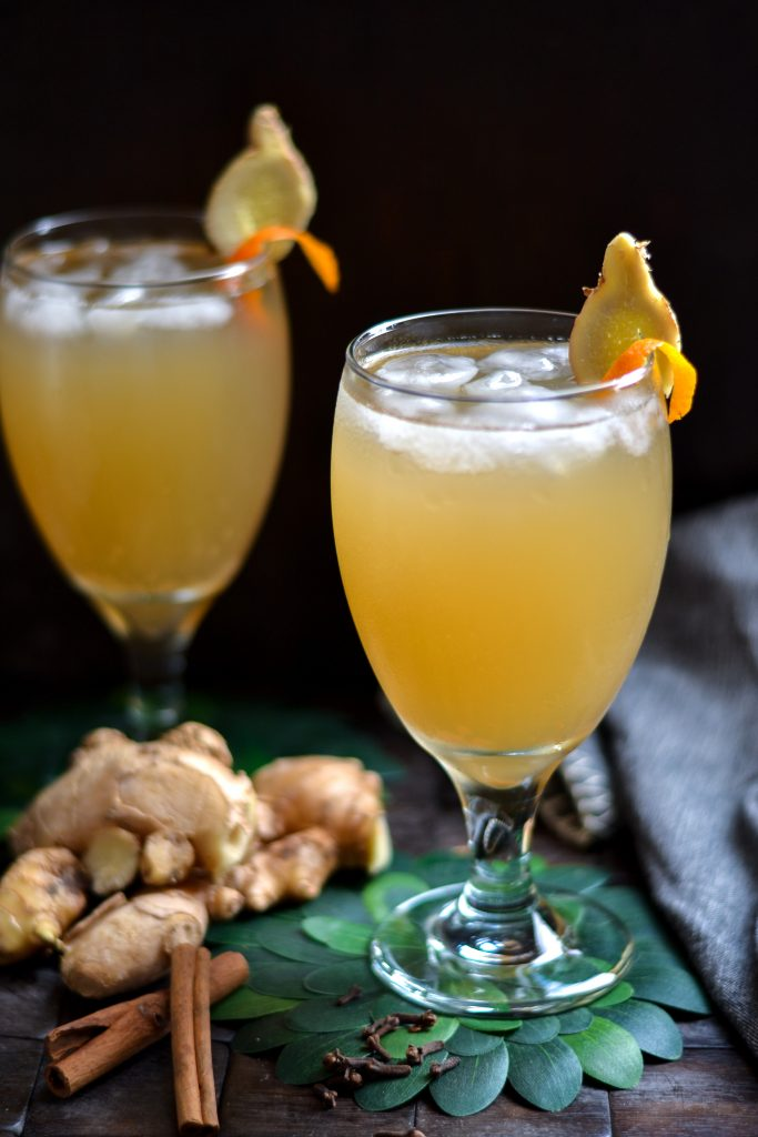 Ginger Beer Recipe Alicas Pepperpot