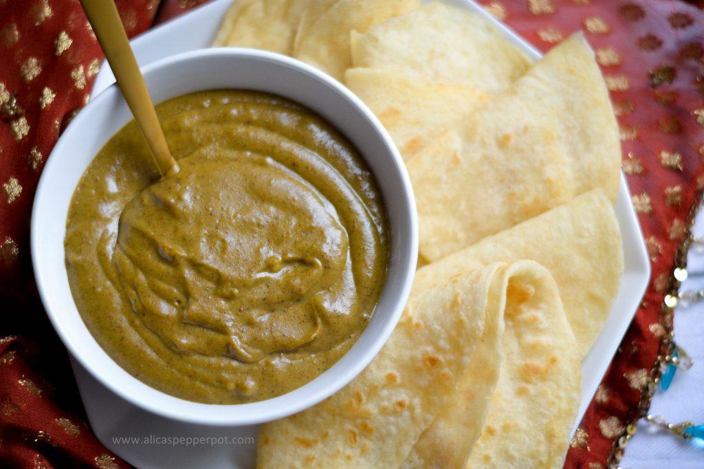 Alica's Pepperpot - Halwa Recipe: Celebrating the birth of a baby