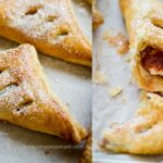 Easy Guava and Cream Cheese Turnovers