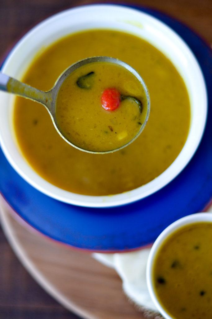 Guyanese Dhal - Alica's Pepperpot