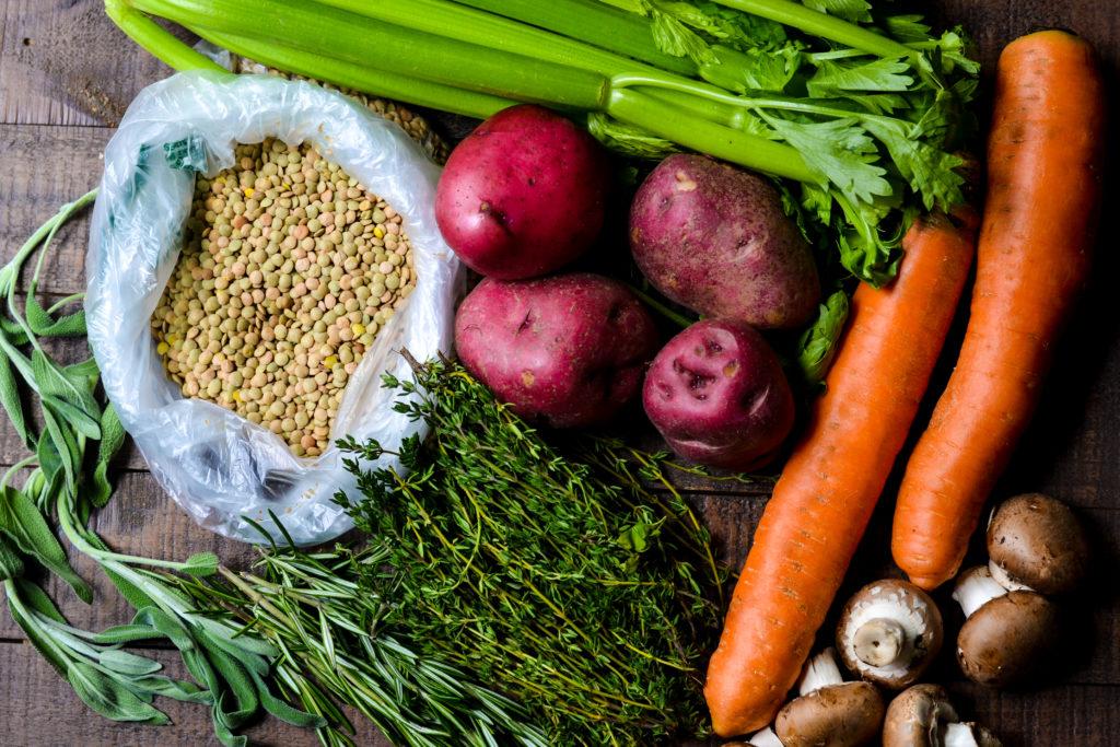 FoodPrint Vegetarian Shepherds Pie - Alicas Pepperpot