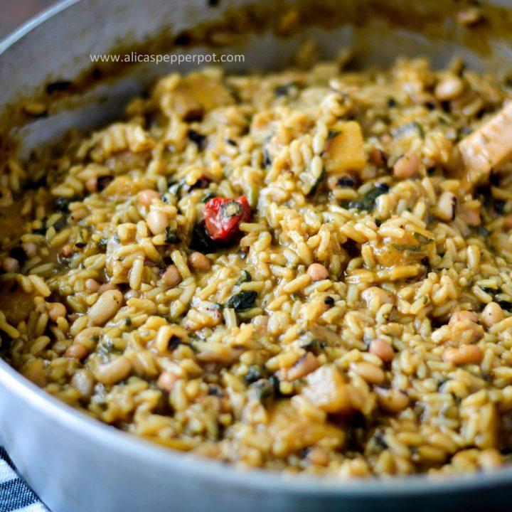 Guyanese black eyed peas cookup rice - Alica's Pepperpot