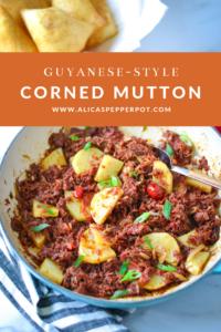 pinterest guyanese corned mutton alicaspepperpot