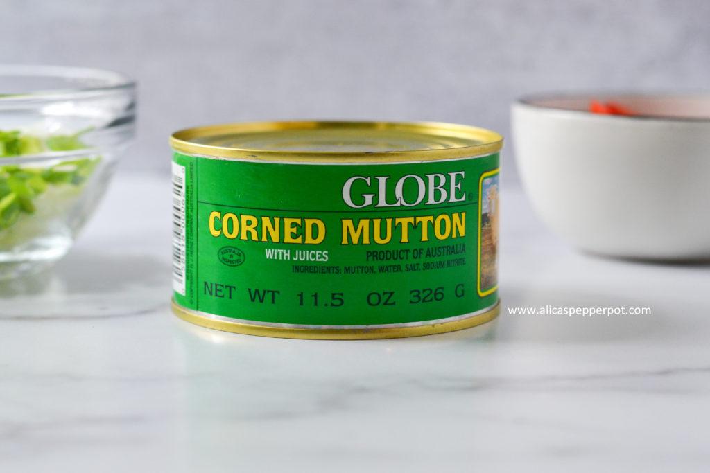 globe corned mutton alicaspepperpot
